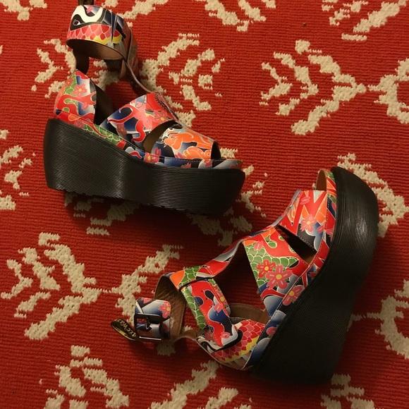 c3e6d318 Dr. Martens Shoes | Dr Martens Bessie Sandal Size Us6 Womens | Poshmark